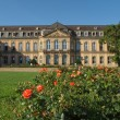 Neues Schloss (New Castle), Stuttgart — Stock Photo #16877735