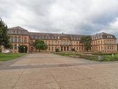 Neues Schloss (New Castle) Stuttgart — Foto de Stock