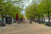 Unter den Linden, Berlin — Stock Photo