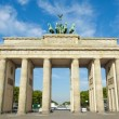 Brandenburger Tor, Berlin — Stock Photo #17399499