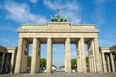 Brandenburger Tor, Berlin — Foto de Stock