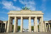 Brandenburger tor, berlín — Foto de Stock