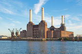 Battersea Powerstation London — Stock Photo