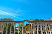 Colonne di San Lorenzo, Milan — Stock Photo