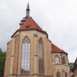 Stiftskirche Church, Stuttgart - Stock Photo