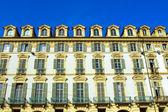 Piazza Castello, Turin — Stock Photo