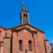 Sant Eustorgio church, Milan - Stock Photo