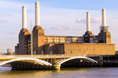London Battersea powerstation — Stock Photo