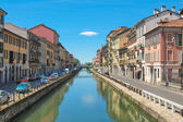 Naviglio Grande, Milan — Stock Photo