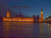 Houses of Parliament — Foto Stock