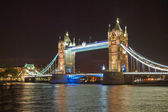 Tower Bridge London — Stock Photo