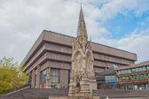 Birmingham Library — Stock Photo
