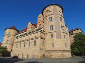 Altes Schloss (Old Castle) Stuttgart — Foto de Stock