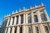 Palazzo madama, turyn — Zdjęcie stockowe