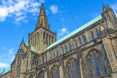 Catedral de glasgow — Foto Stock