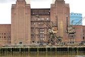 Battersea powerstation londen — Stockfoto