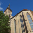 Stiftskirche Church, Stuttgart - Foto de Stock