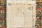 Roman Wall, Turin — Stockfoto