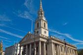 St Martin church London — Stock Photo