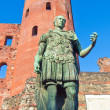 Roman statue of Augustus — Stock Photo #20783213