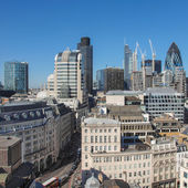 City of London — Stock Photo
