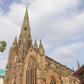 St Martin Church, Birmingham — Stockfoto