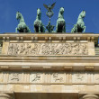 Brandenburger Tor, Berlin - Stock Photo