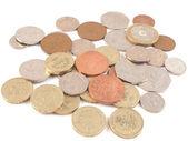 Pound coin — Stock Photo