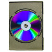 CD or DVD — Stock Photo