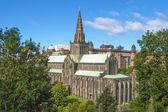 Cattedrale di glasgow — Foto Stock