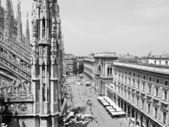 Milano, italien — Stockfoto