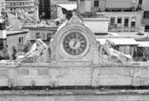 Veneranda Fabbrica del Duomo, Milan — Stock Photo