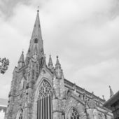 St Martin Church, Birmingham — Stock Photo