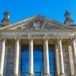 Reichstag, Berlin — Stock Photo