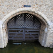 traitors gate — Stock Photo