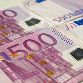 Euro note — Stock Photo