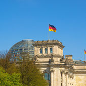 Rijksdag, berlijn — Stockfoto