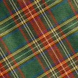 Tartan background - Stock Photo