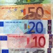 Euro note — Stock Photo #21316399