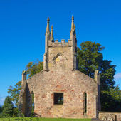 Cardross old parish church — Stock Photo