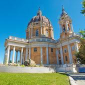 Basilica di superga, turin, italien — Stockfoto