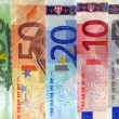Euro note — Stock Photo #21321593