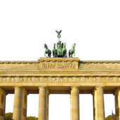 Brandenburger Tor, Berlin — Stock Photo