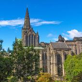 Glasgow cathedral — Stockfoto