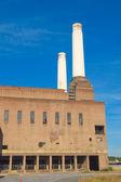 Battersea powerstation london — Stockfoto