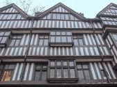 Bâtiment de style Tudor — Photo