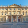 Stock Photo: Conservatorio Verdi, Turin, Italy