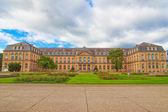 Neues Schloss (New Castle) Stuttgart — Stockfoto