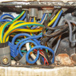 Stock Photo: Junction Box