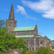 Glasgow cathedral - Stock Photo